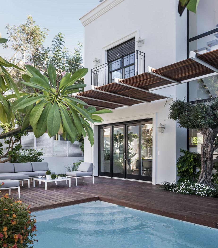 עיצוב בתי יוקרה - אדריכל יוקרה - אדריכלות יוקרה